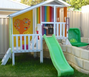 My Cubby Ultimate cubby house competition Duplex