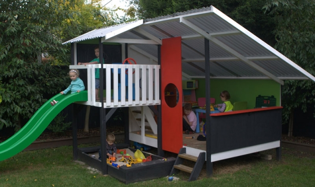 Top 5 ideas for fun in your cubby