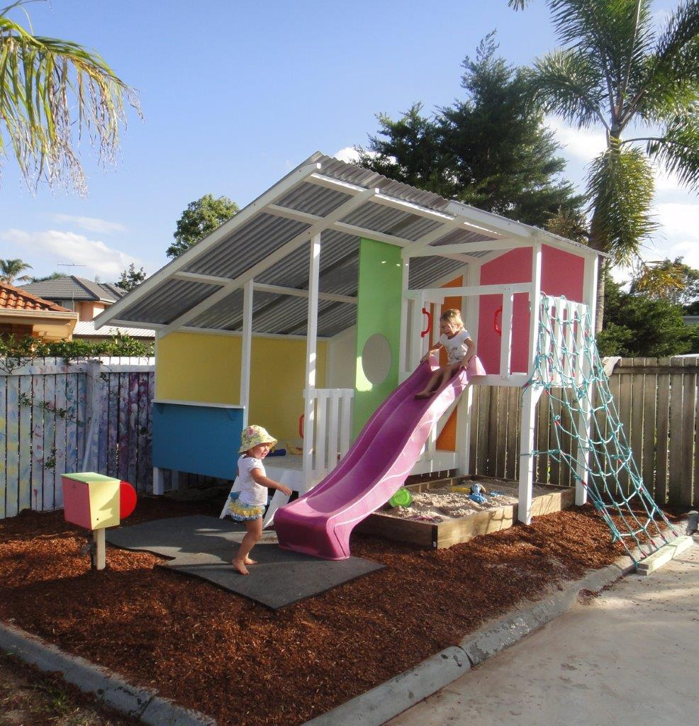 Outside play makes children healthier