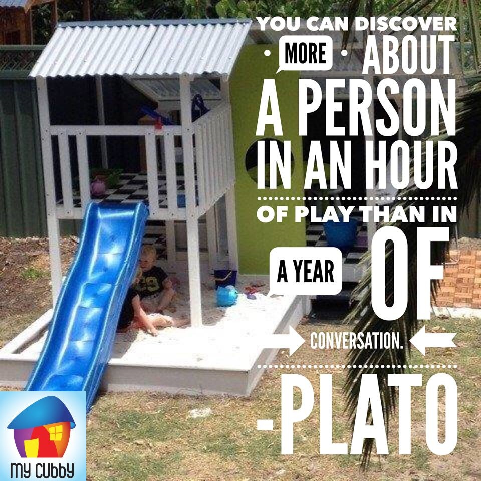 Outside Play Quote