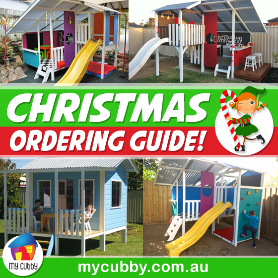 My Cubby Christmas ordering Guide