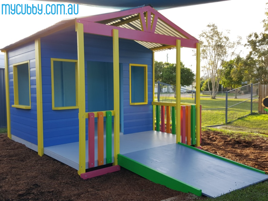 Day Care Cubby House