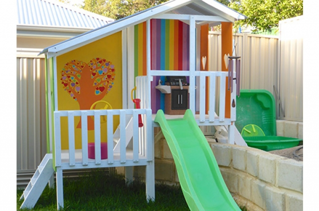 Modern Cubby House Kits Kids Cubby Houses Wooden Diy