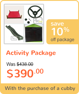 Triplex Activity Package
