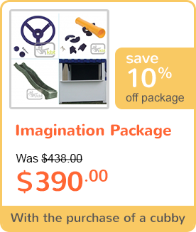 Triplex Imagination Package