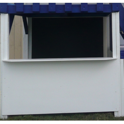 Kids Cubbies Caf� and Blackboard Wall