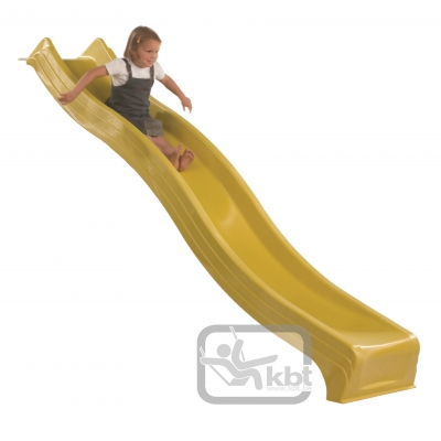 Kids Cubby House 3.1m Plastic Slide