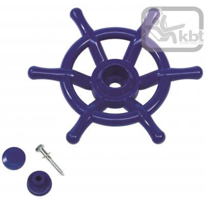 Kids Cubby House Steering Wheel Boat
