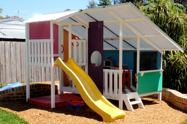 diy cubby house instructions